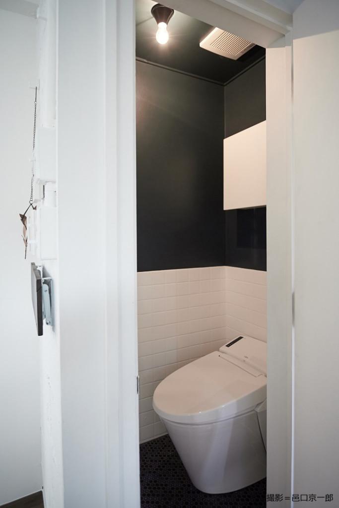 タンクレストイレの一例