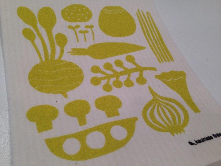 レーナ・キソネンさんデザインの「収穫」