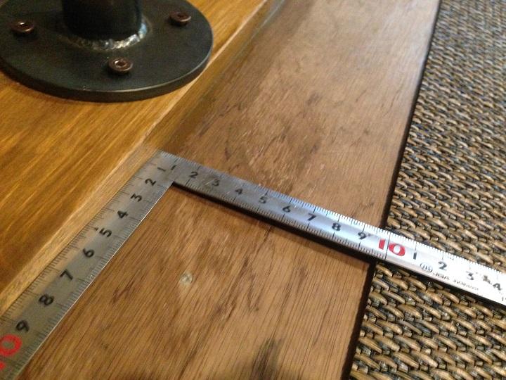 スキマを測量