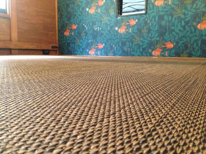 二階の床のココフロア