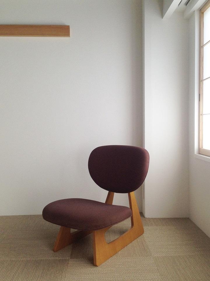 マンションの低座椅子