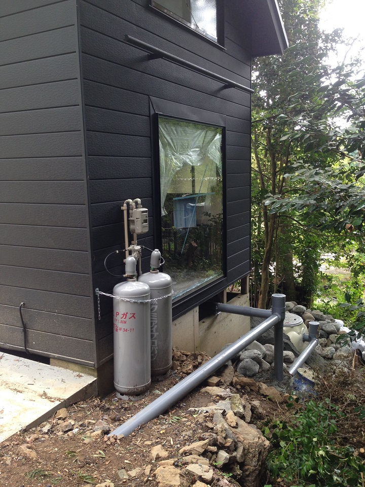 水道管の配管