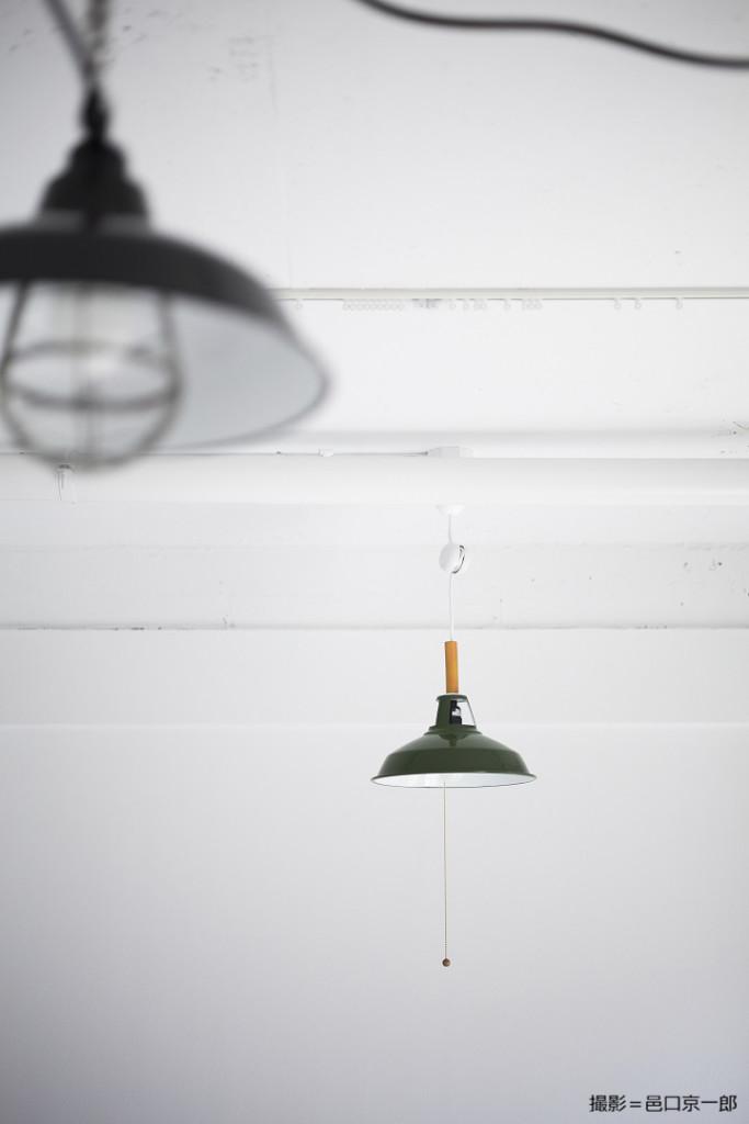 マンションの照明