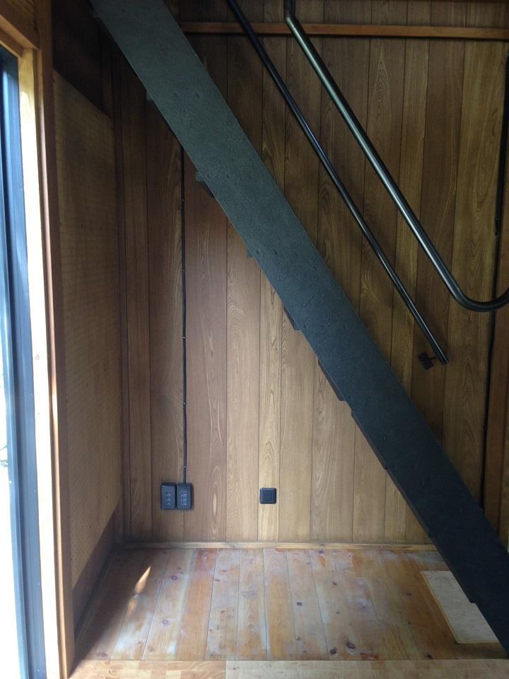 階段下のスペース