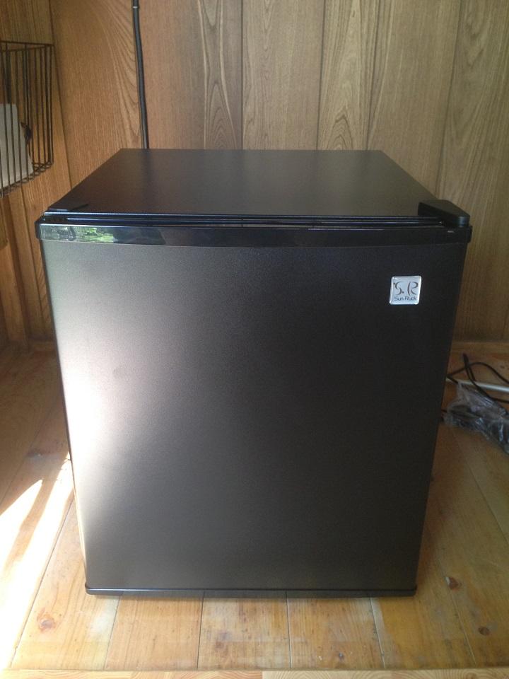 設置後の「冷庫さん」