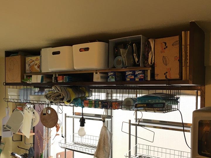 収納用の棚板