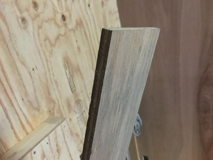 余った木材
