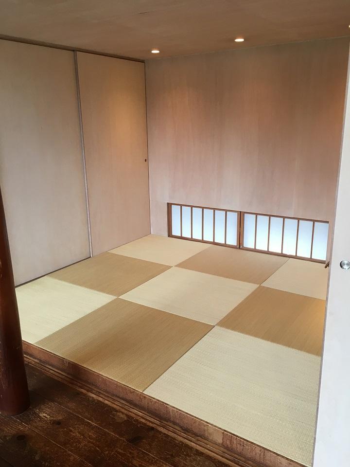 「9坪の宿 スミレアオイハウス」の和室