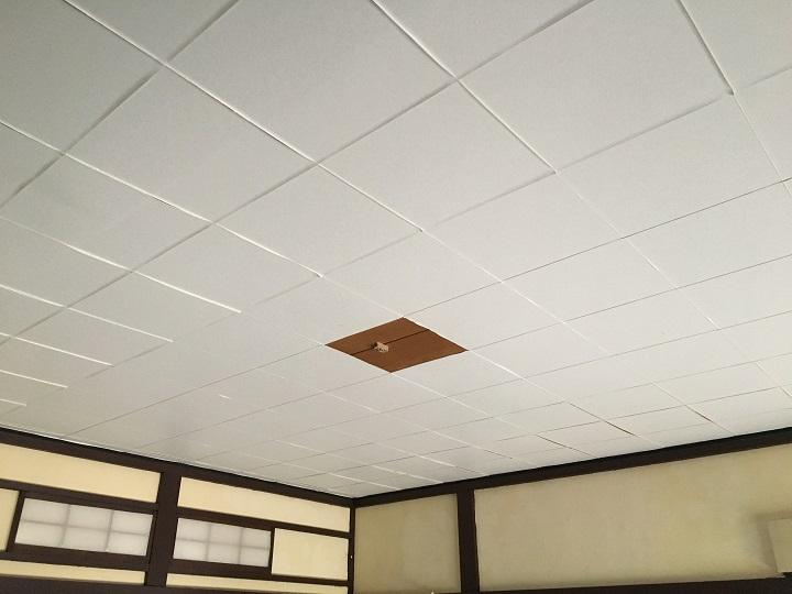 既存の天井