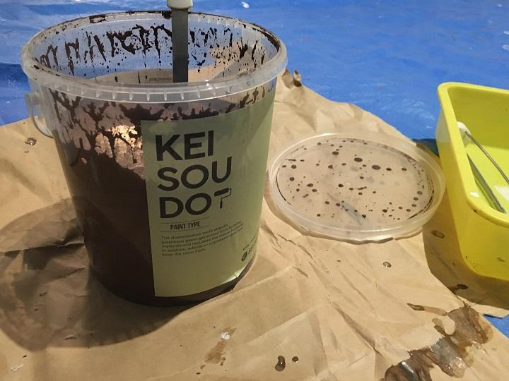 珪藻土塗料