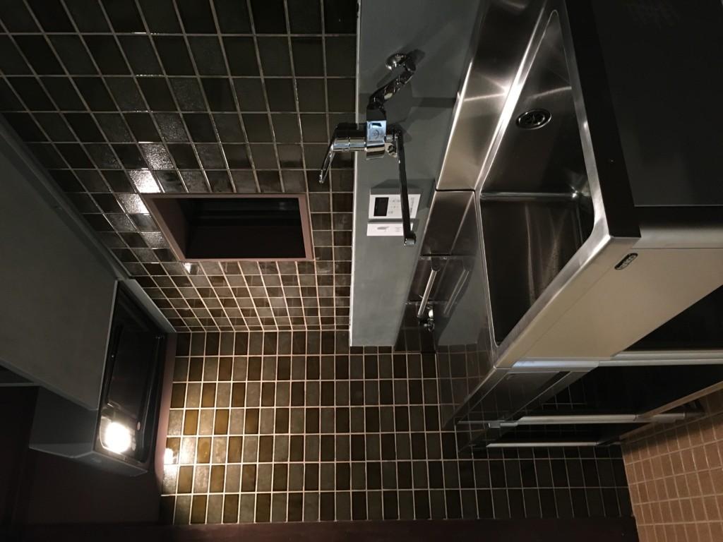 業務用キッチン
