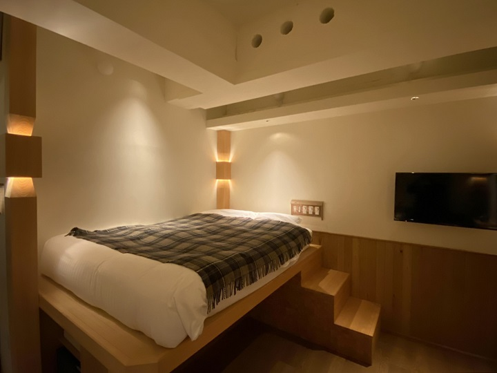ホテルクラスカ701号室の室内写真