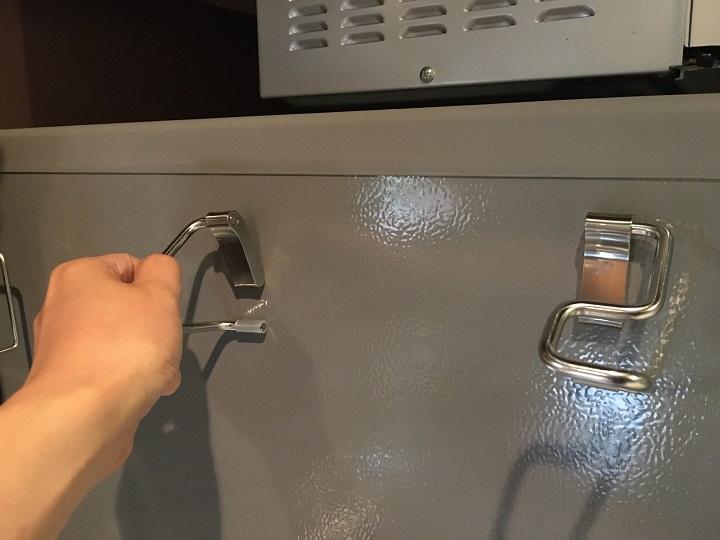 rukoキッチンペーパーホルダーを設置