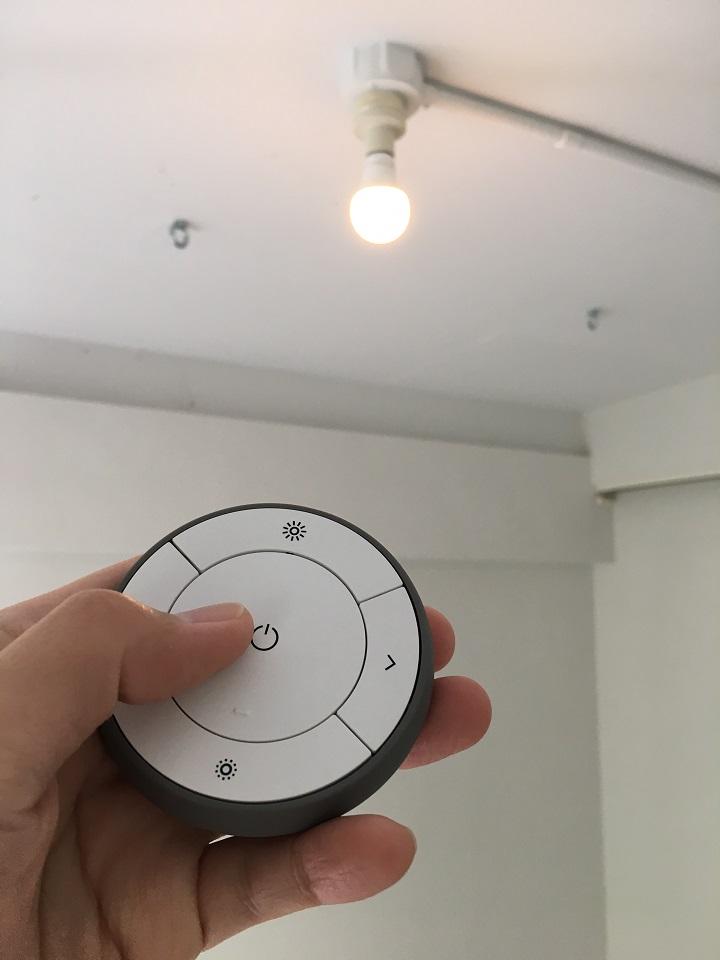 イケアのスマート電球