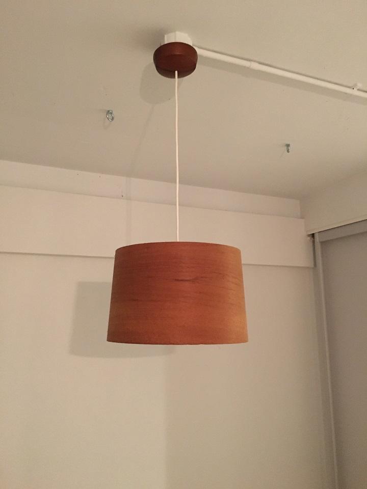 木製シェード