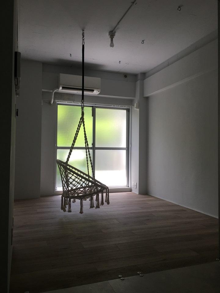 世田谷のマンションの室内