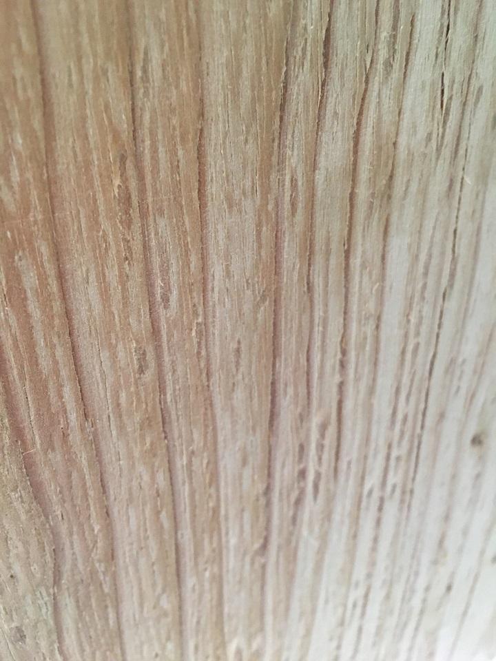 合板表面の凹凸