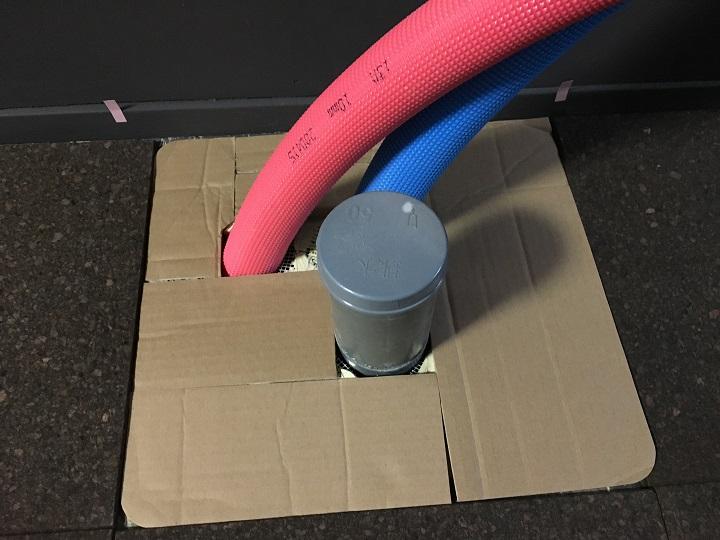 段ボールの型紙