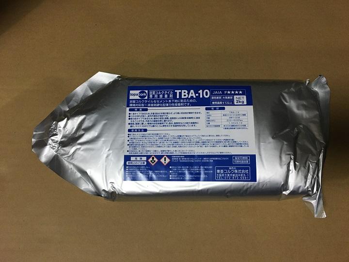 コルクタイル用ボンドTBA-10